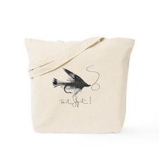 Tie It, Fly It! Tote Bag