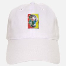 Pop Kreskin (red/yel) Baseball Baseball Cap