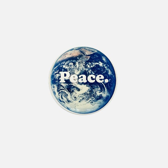 Support Peace Mini Button