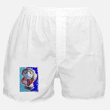Pop Kreskin (blue) Boxer Shorts