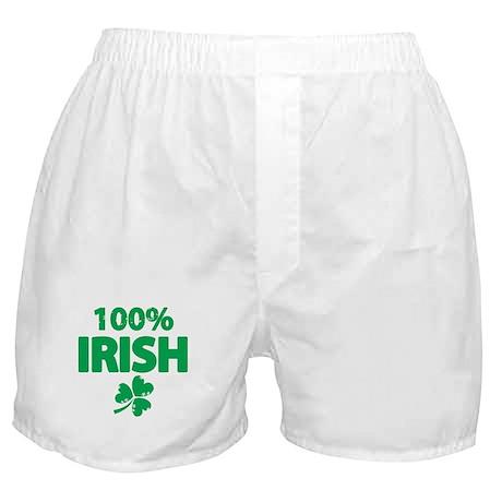 100% Irish Boxer Shorts