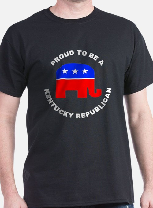 Kentucky Republican Pride T-Shirt