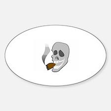 Smoking Decal
