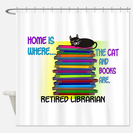 Retired Librarian Home is where Cat books.PNG Show