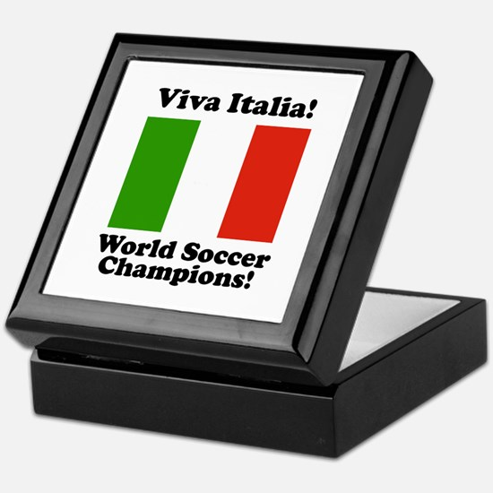 Viva Italia Keepsake Box
