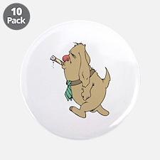 "Smoking 3.5"" Button (10 pack)"