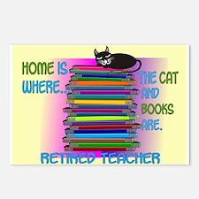 Retired teacher blanket size.PNG Postcards (Packag