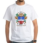 Dowse Coat of Arms White T-Shirt