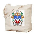 Dowse Coat of Arms Tote Bag