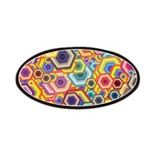 Abstract Colors Patches