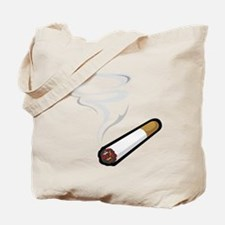 Smoking Tote Bag