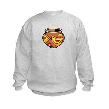 Native American Culture Kids Sweatshirt