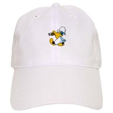 Smoking Baseball Cap