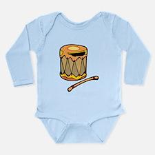 Native American Culture Long Sleeve Infant Bodysui