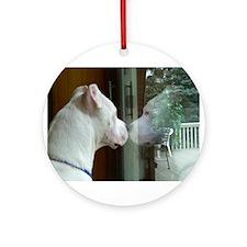 Toga Reflection Ornament (Round)