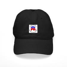Georgia Republican Pride Baseball Hat