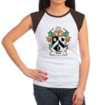 Dobb Coat of Arms Women's Cap Sleeve T-Shirt