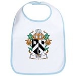 Dobb Coat of Arms Bib