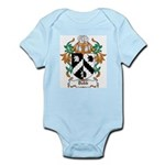 Dobb Coat of Arms Infant Creeper