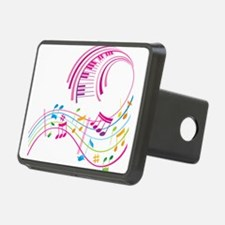Music Art Hitch Cover