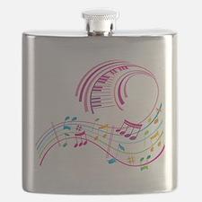Music Art Flask