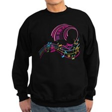 Music Art Sweatshirt
