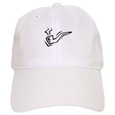 Smoking Baseball Cap
