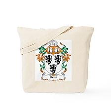 Denn Coat of Arms Tote Bag