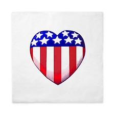 MY AMERICAN HEART Queen Duvet