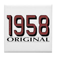 1958 Original Tile Coaster