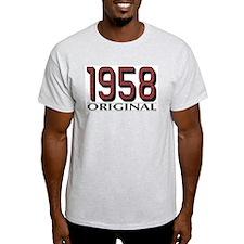 1958 Original Ash Grey T-Shirt