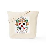 Delahay Coat of Arms Tote Bag