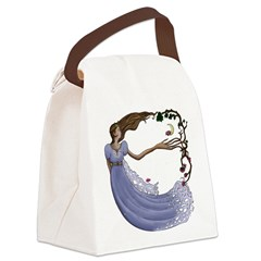 The Princess Canvas Lunch Bag