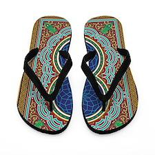 Art Design Flip Flops