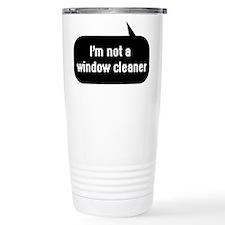 IT Crowd - I'm not a window cleaner Travel Mug