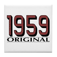 1959 Original Tile Coaster