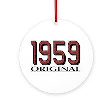 1959 Original Ornament (Round)