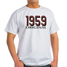 1959 Original Ash Grey T-Shirt