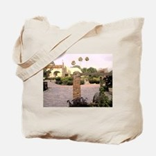Mission at San Juan Capistrano Tote Bag