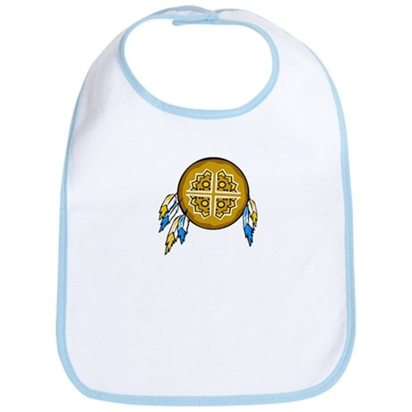 Native American Culture Bib