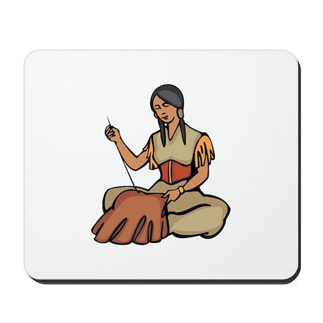 Native American Culture Mousepad