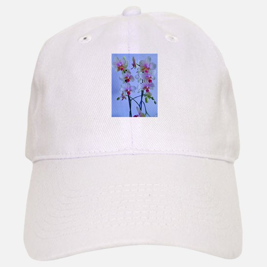 twin stems Baseball Baseball Cap