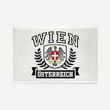 Wien Osterreich Rectangle Magnet