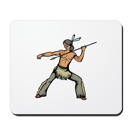 Native American Culture Mousepad