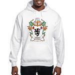 Crosbie Coat of Arms Hooded Sweatshirt