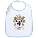 Crosbie Coat of Arms Bib