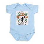 Crosbie Coat of Arms Infant Creeper