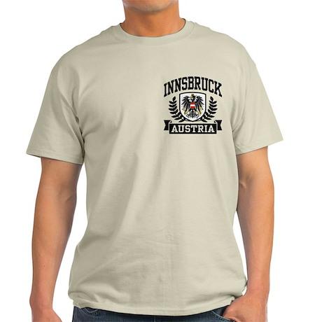 Innsbruck Austria Light T-Shirt