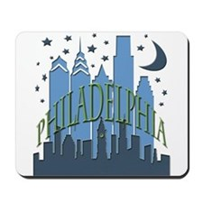 Philly Skyline cool Mousepad