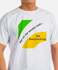 Geocaching Off the Path T-Shirt